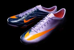 223a553213994 Chuteira Nike Mercurial Roxa